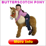 Butterscotch Pony